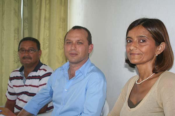 M Claide, Robert et Eric