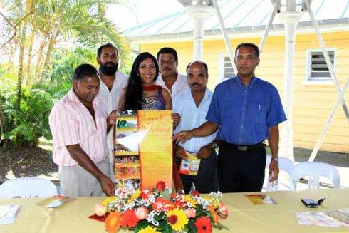 Jour de l'an tamoul à Saint André