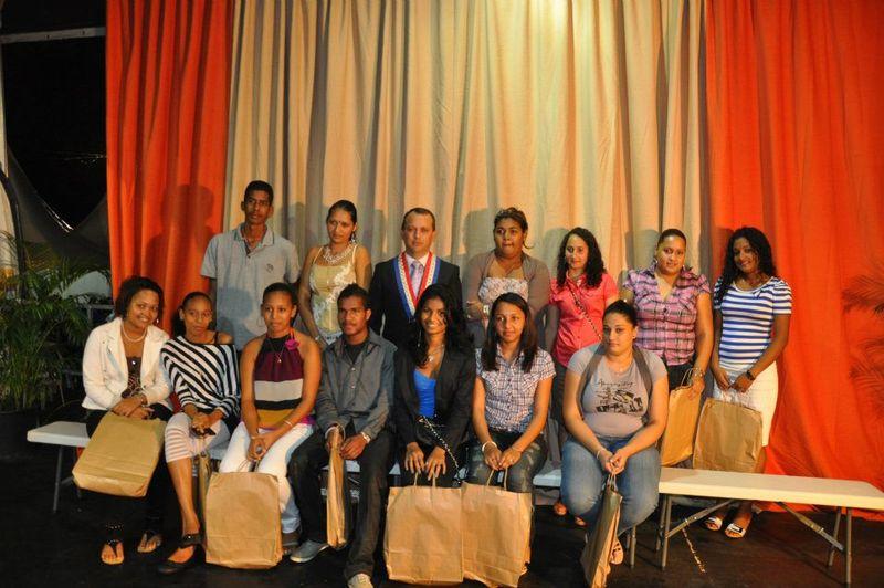 Soirée lauréats 2012 1